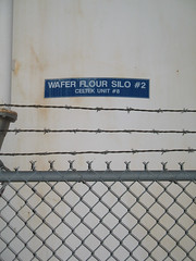 Wafer Flour Silo #2