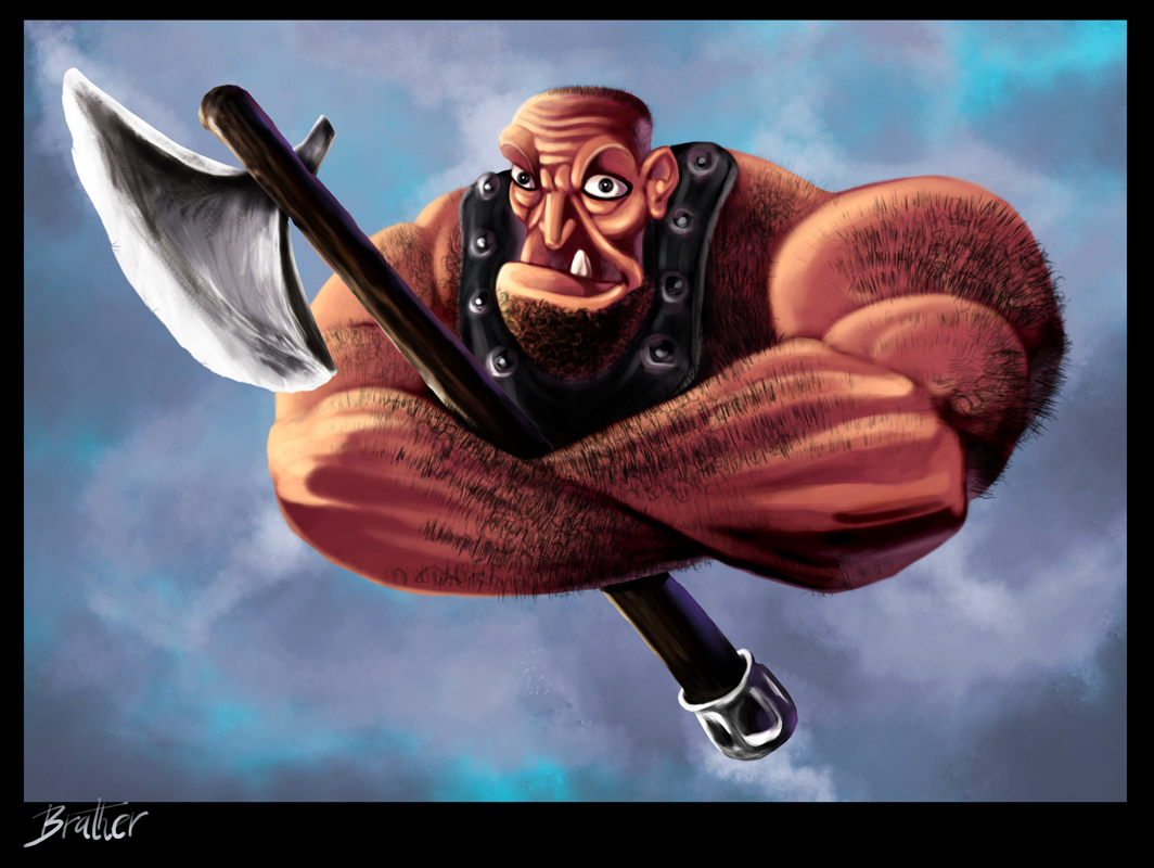 SUPER Stylised Challenge - Mar 2008 - 'Executioner!' - VOTING