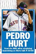 Pedro Martinez, New York Mets -- hurt.  from New York Daily News, 4-2-08