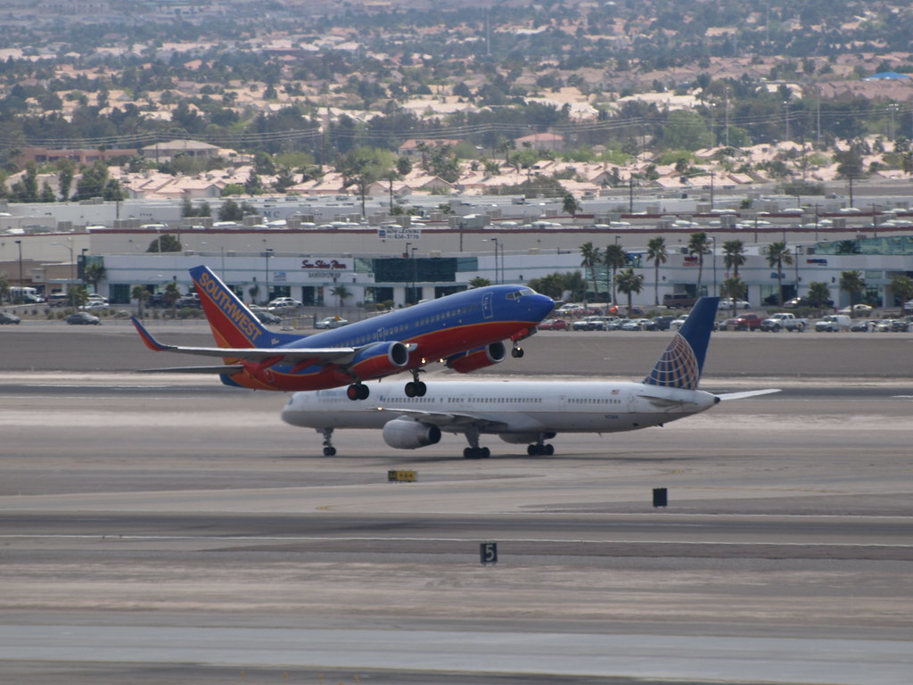 """Southwest 1231"" - McCarran Int'l Airport, NV  USA"