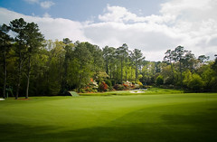 Amen Corner - 12th Hole (markjjones) Tags: golf augusta amencorner masters2008