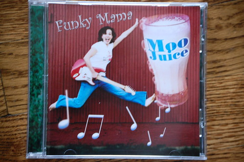 Funky Mama's NEW CD!