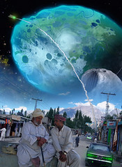 The New Abbottabad   Cluster of Terraformed Asteroids (perfectlymadebirds) Tags: new pakistan bus time tea space cluster pakistani starfleet exploration asteroid bisquits biryani pathan asteroids salwar multan the  kameez terraforming abbottabad terraform terraformed