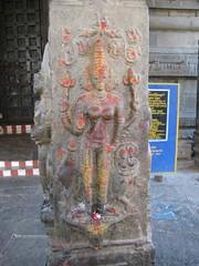 Maha Mandapa Sculpture - Durgai