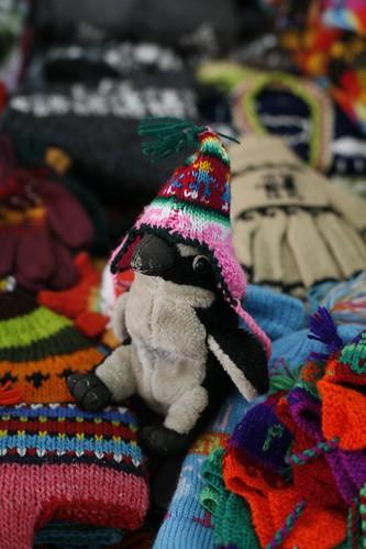 Pablito gorro peruano