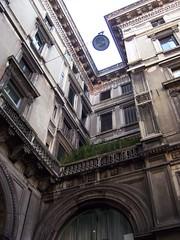 Buildings @ Milano (Pedalofilo) Tags: italy geotagged holidays bestof milano ita 2008 lombardia viasilviopellico geo:lat=4546491537 geo:lon=918921943
