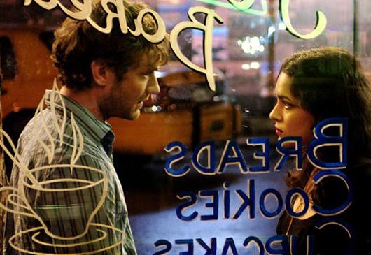 Jude Law y Norah Jones en 'El sabor de la noche'
