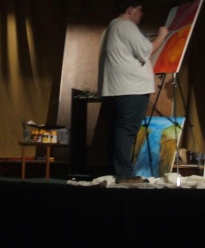 Adam painting