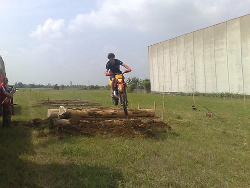 salto dei tronchi