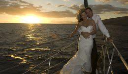 wedding on island star