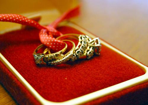 Grandmamma's Rings