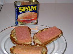 Heute gabs Spam