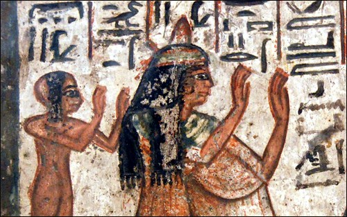 2008_0610_160715AA Egyptian Museum, Turin por Hans Ollermann.