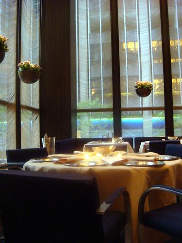 four seasons restaurant, seagram building