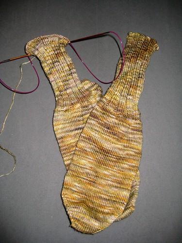 BILs Christmas socks 08