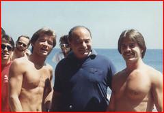 Burt Young & Tony Elrod