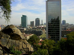 Chile: Santiago's Cerro Santa Lucia