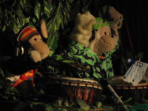 """""""Drumming Monkies"""""""