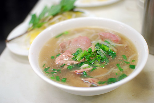 Phở from Mekong, Swanston St, Melbourne