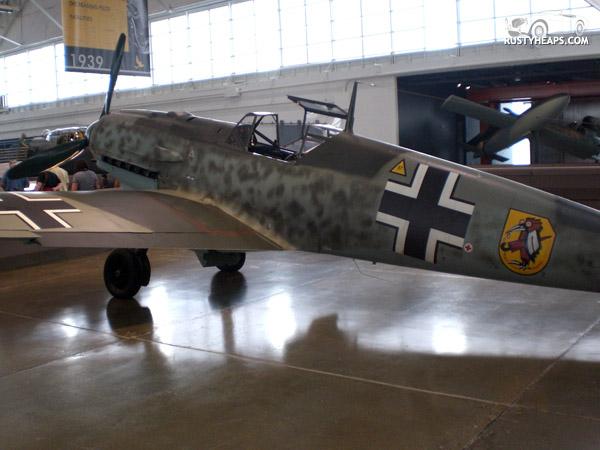 Messerschmitt Bf 109E-3 Emil