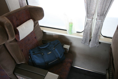 キハ283系グリーン車 by RafaleM