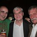 from Right to Left - Billy Harrison, Terri Hooley and William Maxwell
