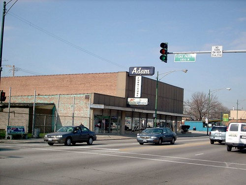 Chicago's Adam Furniture Store at South Archer and Oak Park Avenues. Sponsored local Sunday morning ethnic polka music radio program during the 1970's. by Eddie from Chicago