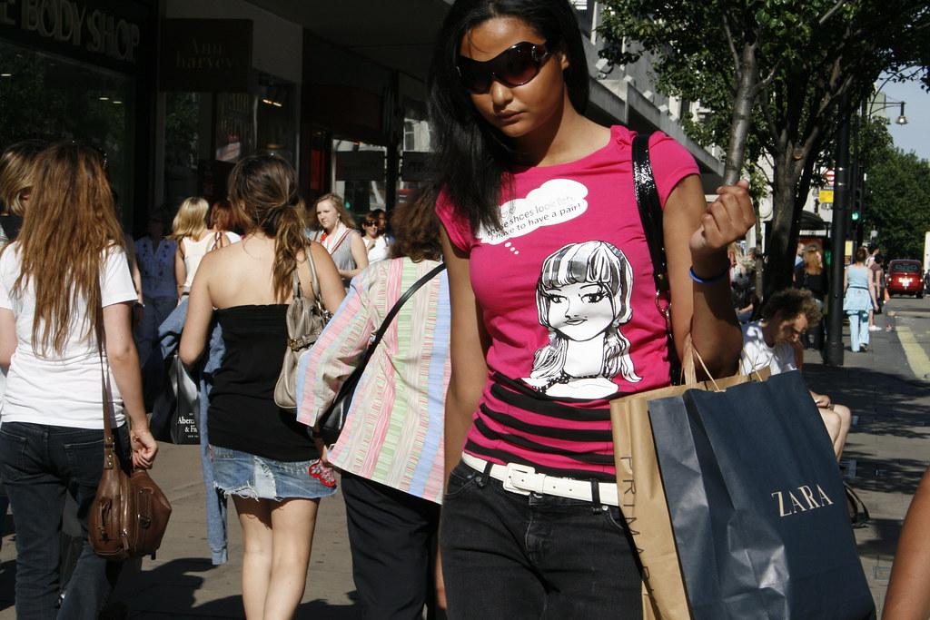 Oxford Street fashion