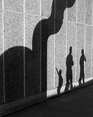 Zemran (Jon Cartwright) Tags: sculpture london 35mm nikon shiny shadows steel william southbank nikkor royalfestivalhall queenelizabethhall d300 pye zemran