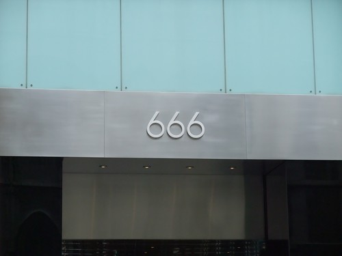 Trip to New York: The number of the beast