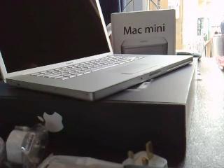 Mac unboxing