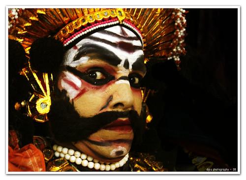 Yakshagana by Diji (www.dijisworld.com)