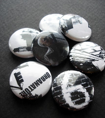 Urbanature Buttons