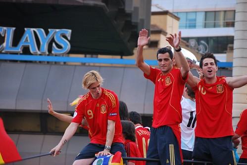 Espana ganadora