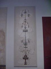 Wall Painting: Candelabrum with vases and floral elements (peterjr1961) Tags: nyc newyorkcity newyork art museum roman met themet metropolitanmuseumofart