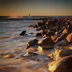 Newport 3 (Tim Donnelly (TimboDon)) Tags: sunrise rocks australia newport nsw gbr cokin poseidonsdance águasdivinas
