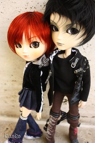 Sachiko and Grey
