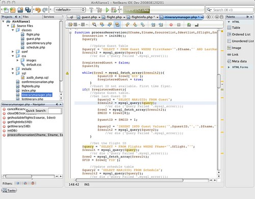 NetBeans IDE 6.5 Beta