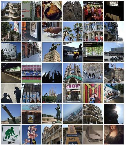 My Barcelona Trip
