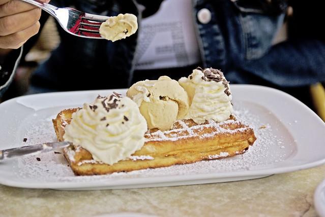 Carmen's Waffle