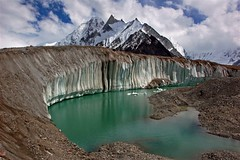 Khumul Gri (sylweczka) Tags: pakistan mountains ice nature holidays glacier concordia karakoram baltoro flickrsbest mywinners baltoroglacier platinumphoto anawesomeshot impressedbeauty sylweczka khumulgri