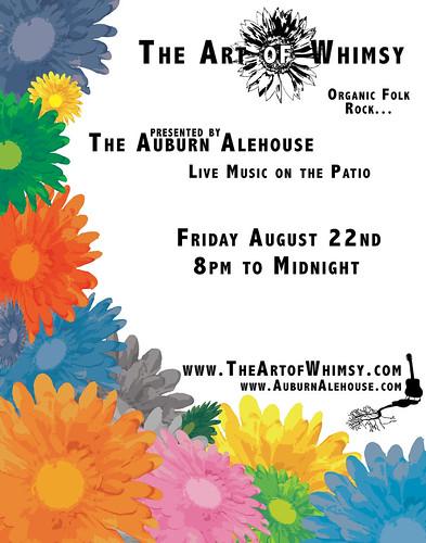 Auburn Alehouse 8-22-08