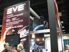 Eve Online booth