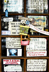 This is not a museum, this junk is for sale