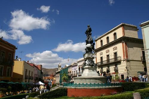 Mexico of city Guanajuato
