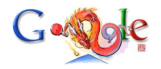 Google's Olympics Logo