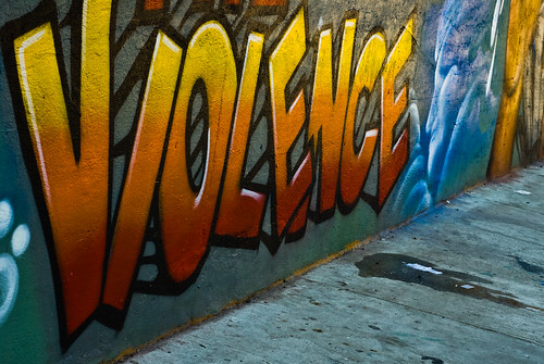 violence by ieat31415, on Flickr