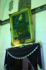 Shah Ne'mat-ol-lah Vali (yewco) Tags: iran persia kerman mahan イラン ペルシャ shahnematollahvali ケルマーン シャー・ネエマオッラー・ヴァリー マーハーン
