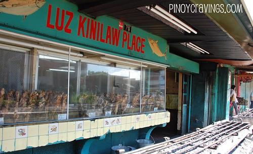 Luz Kinilaw Restaurant Davao City