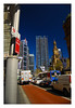 No stopping in the city (fischstarr) Tags: city beautiful nikon day traffic sydney australia nsw 1855mm redlight stopped d40x notmovinganywhere